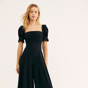 Free People Fame and Partners The Gabriel Jumpsuit